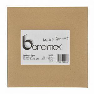 B406 Bandimex Band V4A 19mm 30m
